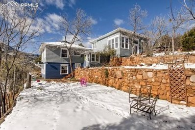 48 Lincoln Avenue, Manitou Springs, CO 80829 - MLS#: 3083126