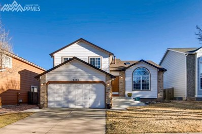 6440 Whirlwind Drive, Colorado Springs, CO 80923 - MLS#: 3085079