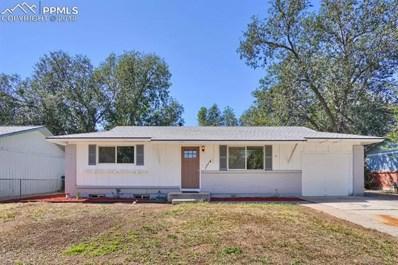 1714 Security Boulevard, Colorado Springs, CO 80911 - MLS#: 3086048