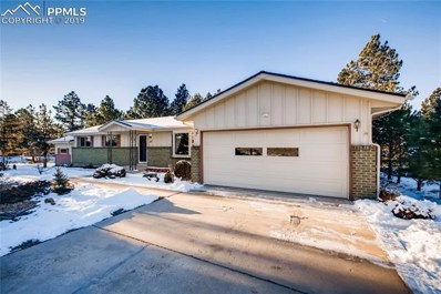 7668 Thunderbird Lane, Colorado Springs, CO 80919 - MLS#: 3093795