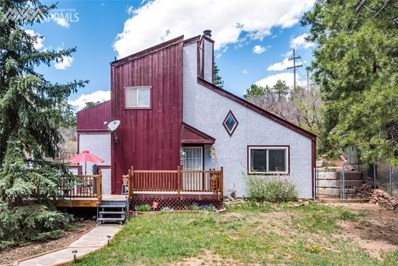 7940 Topeka Avenue, Cascade, CO 80809 - MLS#: 3095420