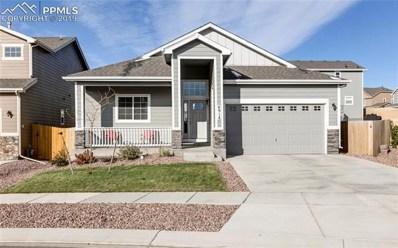 6914 Edmondstown Drive, Colorado Springs, CO 80923 - #: 3100157