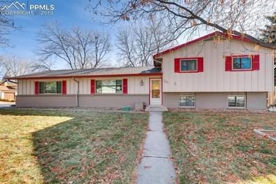 5439 Saddle Horn Avenue, Colorado Springs, CO 80915 - MLS#: 3103715