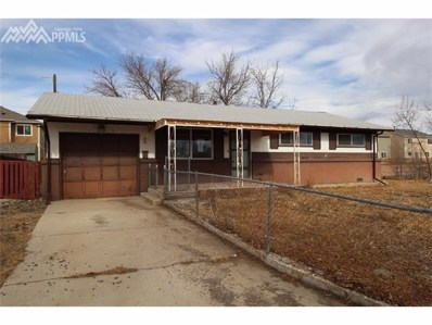 96 Hallam Place, Colorado Springs, CO 80911 - MLS#: 3109099