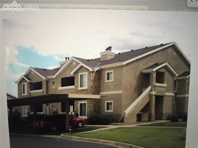 3710 Strawberry Field Grove UNIT D, Colorado Springs, CO 80906 - MLS#: 3110831