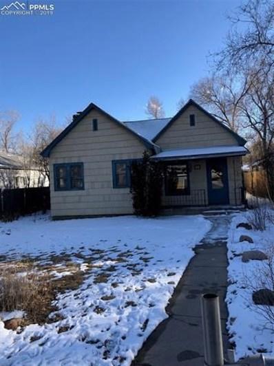 35 W St Elmo Avenue, Colorado Springs, CO 80905 - MLS#: 3112262