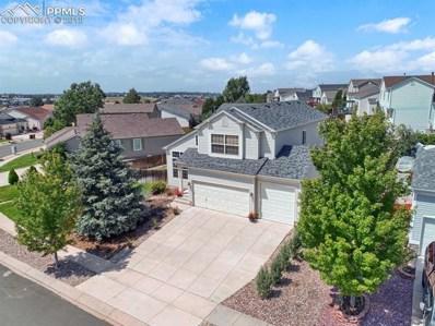5460 Spoked Wheel Drive, Colorado Springs, CO 80923 - MLS#: 3125832