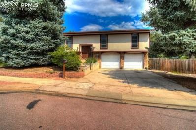 4833 Ranch Drive, Colorado Springs, CO 80918 - MLS#: 3128368