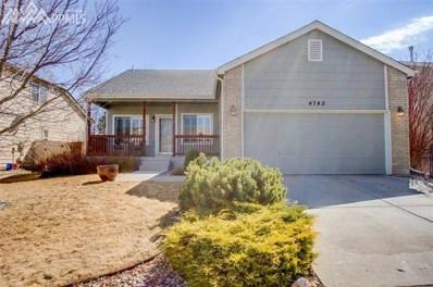 4745 Rushford Place, Colorado Springs, CO 80923 - MLS#: 3135056