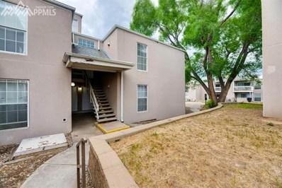 3220 Van Teylingen Drive UNIT L, Colorado Springs, CO 80917 - MLS#: 3146443
