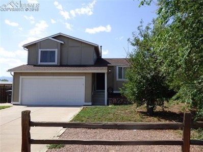 705 Autumn Place, Fountain, CO 80817 - MLS#: 3148678