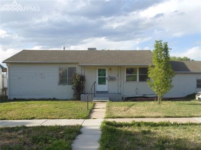 2508 E San Miguel Street, Colorado Springs, CO 80909 - MLS#: 3150358