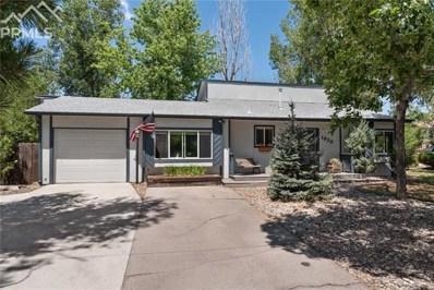 1920 Bula Drive, Colorado Springs, CO 80915 - MLS#: 3153268