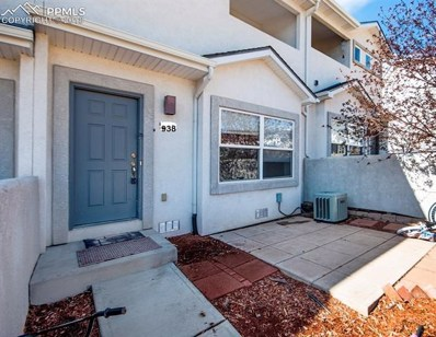 938 Mountain Crest View, Colorado Springs, CO 80906 - MLS#: 3154391