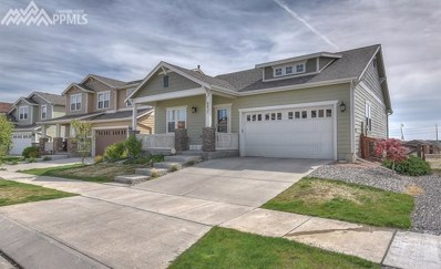 6637 Cottonwood Tree Drive, Colorado Springs, CO 80927 - MLS#: 3154825