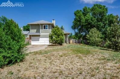 315 Oneil Court, Colorado Springs, CO 80911 - MLS#: 3158223
