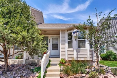 534 Shady Crest Circle, Colorado Springs, CO 80916 - MLS#: 3165590