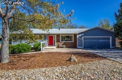 2453 Virgo Drive, Colorado Springs, CO 80906 - MLS#: 3179705