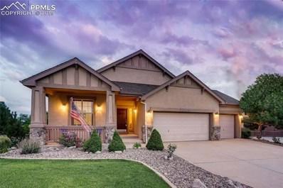 13716 Windy Oaks Road, Colorado Springs, CO 80921 - MLS#: 3181460