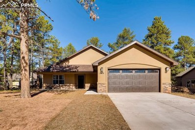 1354 Ridgestone Drive, Woodland Park, CO 80863 - MLS#: 3183303