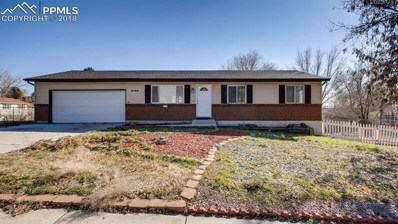 3155 El Canto Drive, Colorado Springs, CO 80918 - MLS#: 3185856
