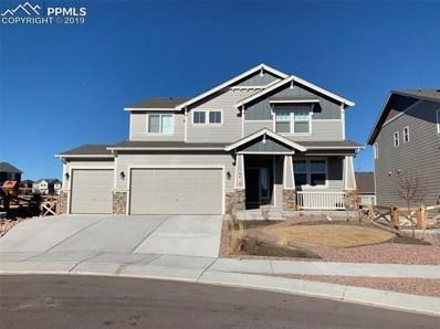8416 Crooked Branch Lane, Colorado Springs, CO 80927 - MLS#: 3189958