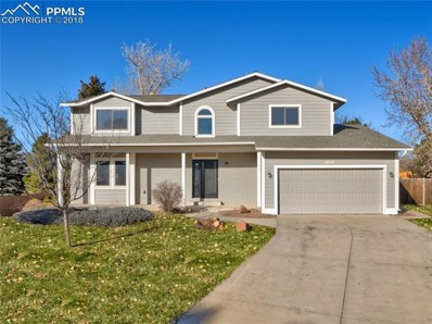 8740 Chapel Square Court, Colorado Springs, CO 80920 - MLS#: 3190862