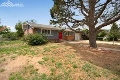 2602 Spur Drive, Colorado Springs, CO 80911 - MLS#: 3195124