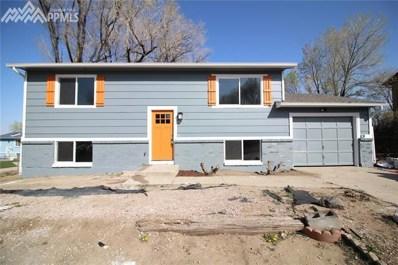 1975 Pepperwood Drive, Colorado Springs, CO 80910 - MLS#: 3203111