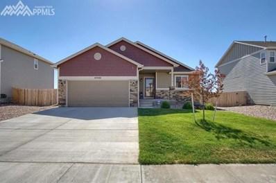10580 Abrams Drive, Colorado Springs, CO 80925 - MLS#: 3208528