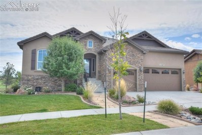 1167 Old North Gate Road, Colorado Springs, CO 80921 - MLS#: 3218469