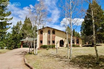 190 High View Circle, Woodland Park, CO 80863 - MLS#: 3220780