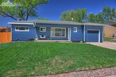 212 Jasper Drive, Colorado Springs, CO 80911 - MLS#: 3228677