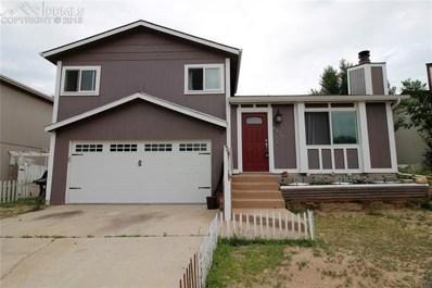 4430 Allison Drive, Colorado Springs, CO 80916 - MLS#: 3231956