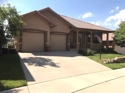 2403 Spanish Oak Terrace, Colorado Springs, CO 80920 - MLS#: 3233310