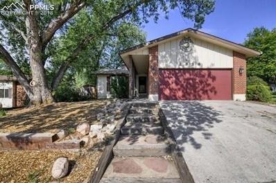 2926 E Serendipity Circle, Colorado Springs, CO 80917 - MLS#: 3238878