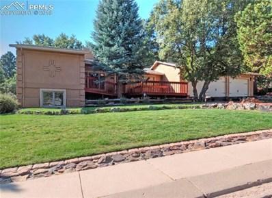 615 Carved Terrace, Colorado Springs, CO 80919 - MLS#: 3244408