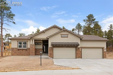 1476 Catnap Lane, Colorado Springs, CO 80132 - MLS#: 3245995