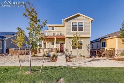 1586 Gold Hill Mesa Drive, Colorado Springs, CO 80905 - MLS#: 3246133