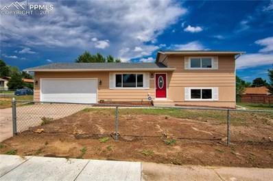 923 Boggs Place, Colorado Springs, CO 80910 - MLS#: 3247195