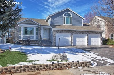 4666 Purcell Drive, Colorado Springs, CO 80922 - MLS#: 3250039