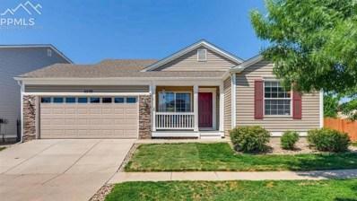 6098 Vallecito Drive, Colorado Springs, CO 80923 - MLS#: 3251389