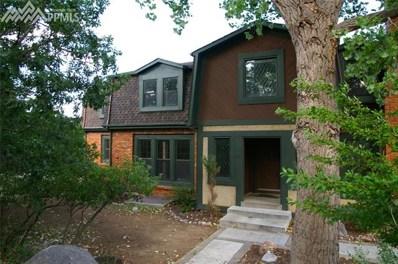 4025 Regency Drive, Colorado Springs, CO 80906 - MLS#: 3253567