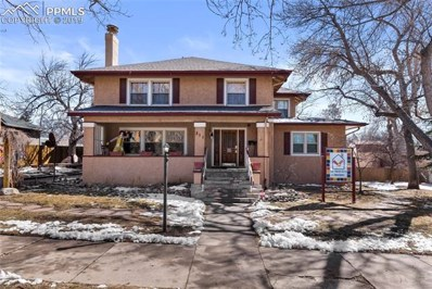311 N Logan Avenue, Colorado Springs, CO 80909 - MLS#: 3254372