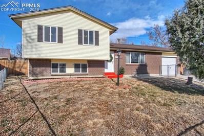 2322 San Marcos Drive, Colorado Springs, CO 80910 - MLS#: 3258247