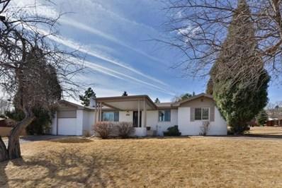 1207 Parkview Boulevard, Colorado Springs, CO 80905 - MLS#: 3258385