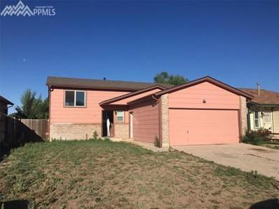4650 Cassidy Street, Colorado Springs, CO 80911 - MLS#: 3265336
