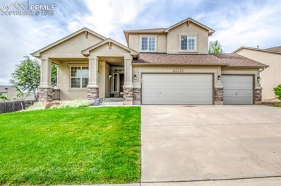 7383 Gardenstone Drive, Colorado Springs, CO 80922 - MLS#: 3266752