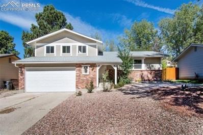 4256 N Hammock Drive, Colorado Springs, CO 80917 - MLS#: 3273653