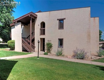 3111 Broadmoor Valley Road UNIT B, Colorado Springs, CO 80906 - MLS#: 3277404